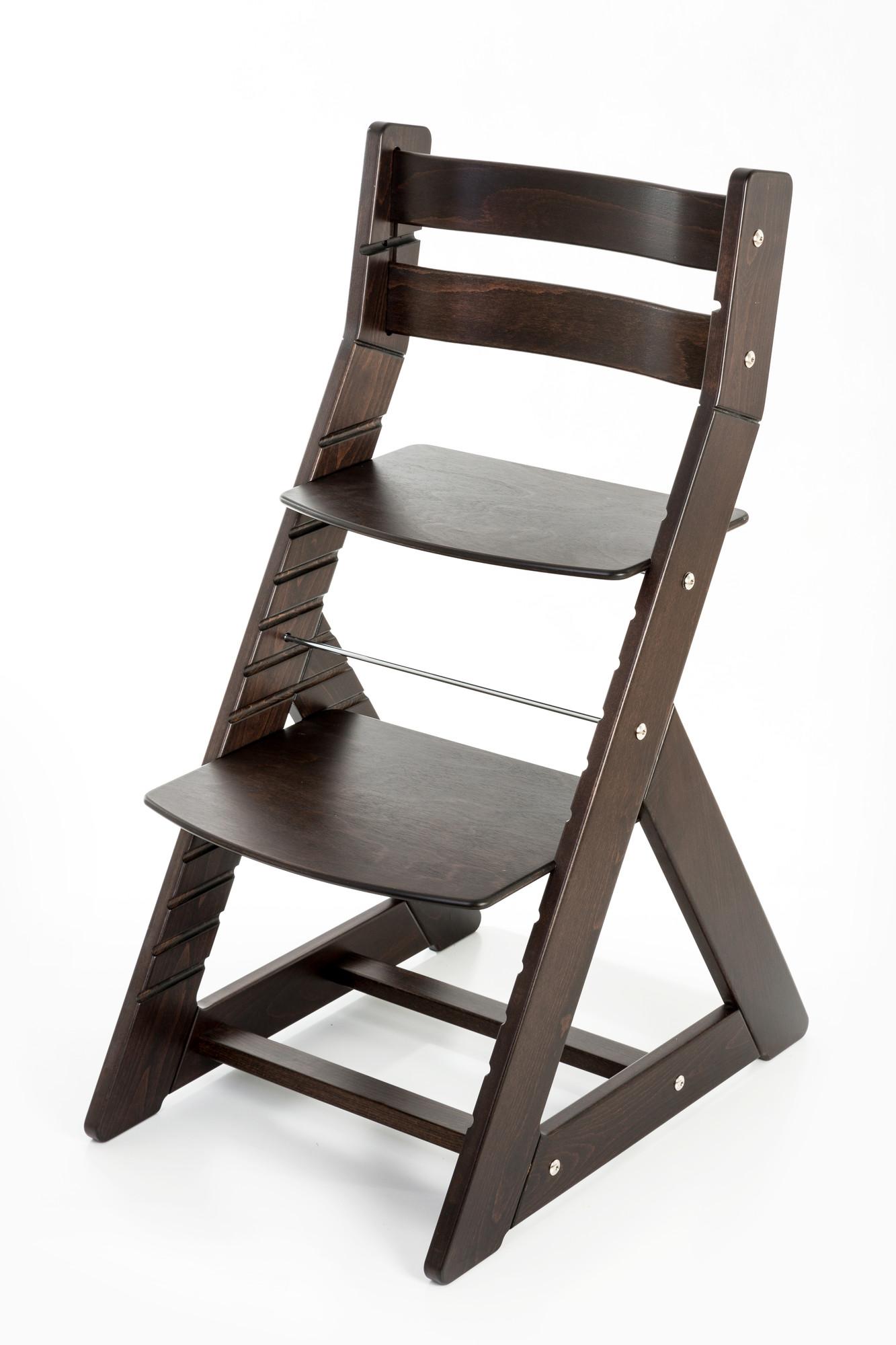Hajdalánek Rostoucí židle ALMA - standard (wenge, wenge)