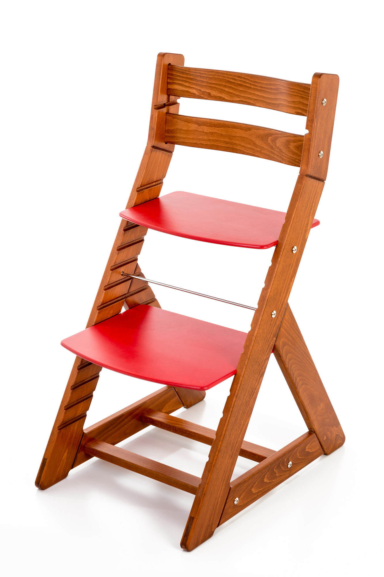 Hajdalánek Rostoucí židle ALMA - standard (třešeň, červená)