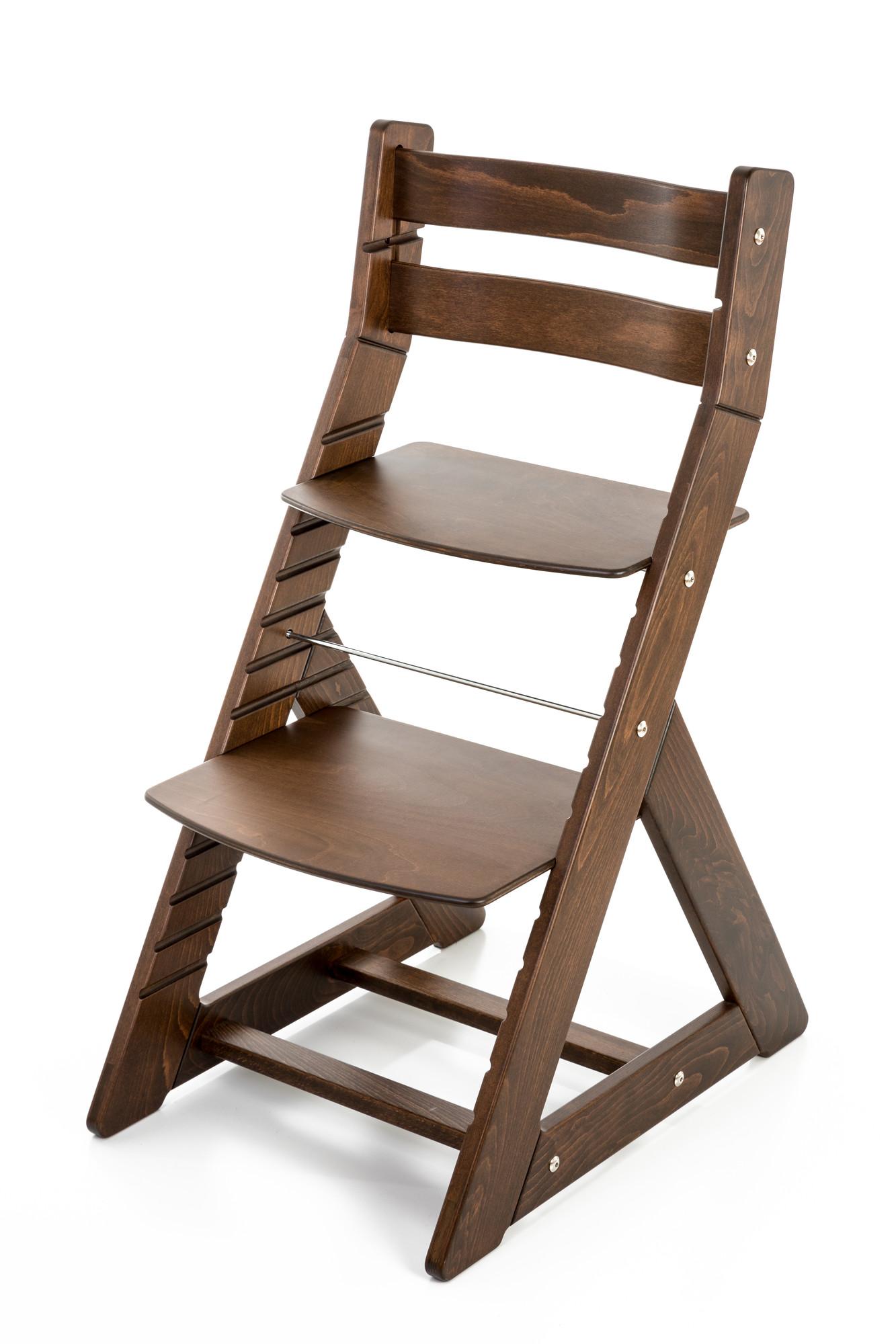 Hajdalánek Rostoucí židle ALMA - standard (ořech, ořech)