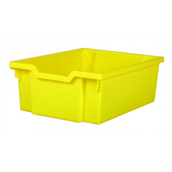 Gratnells Plastový kontejner vyšší (žlutá )