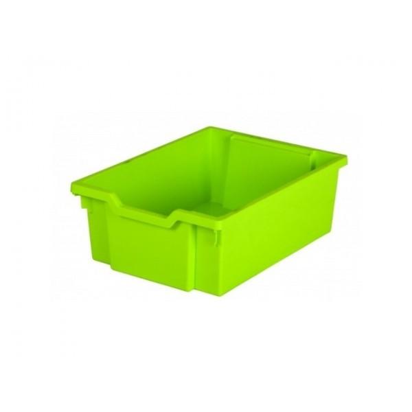 Gratnells Plastový kontejner vyšší (limetka)