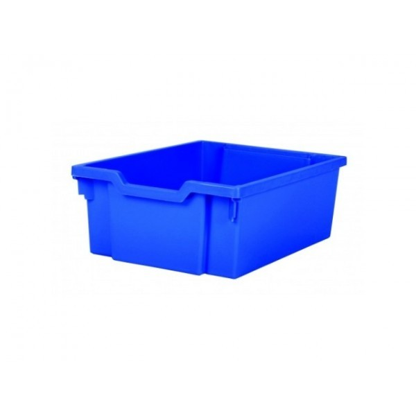Gratnells Plastový kontejner vyšší (modrá)