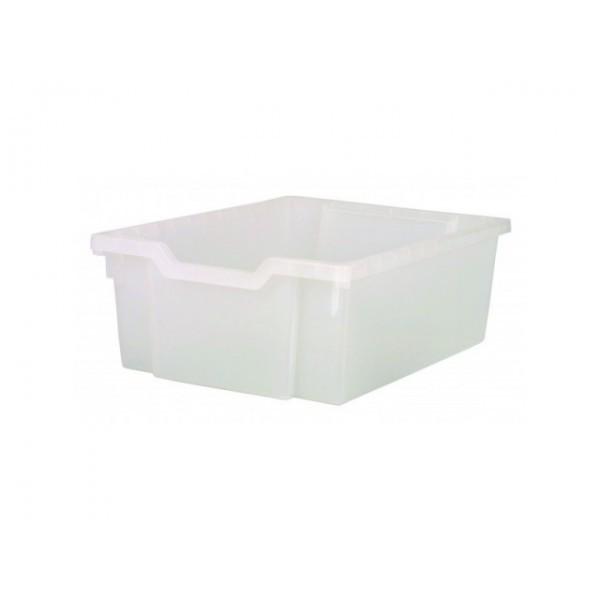 Gratnells Plastový kontejner vyšší (transparent)