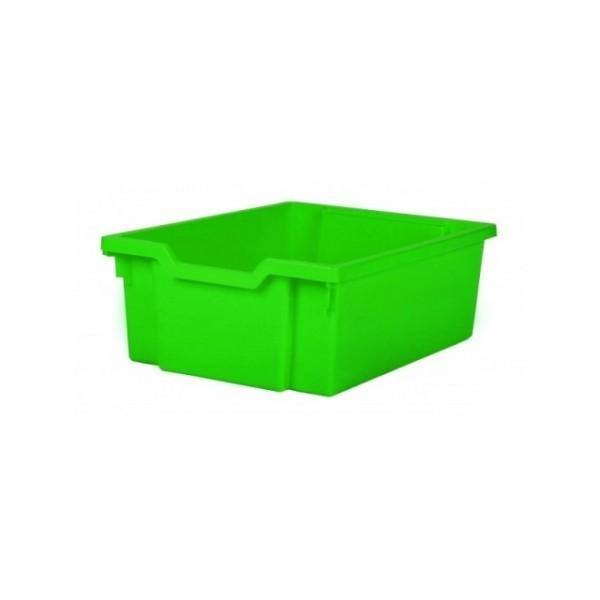 Gratnells Plastový kontejner vyšší (zelená)