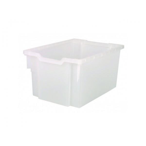 Gratnells Plastový kontejner vysoký (transparent)