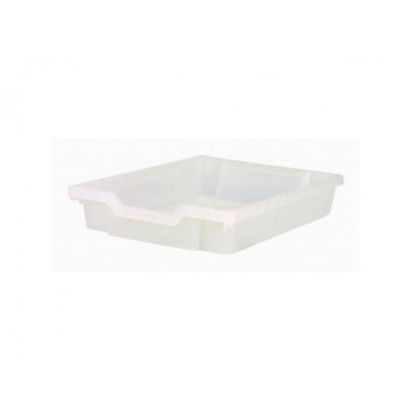 Gratnells Plastový kontejner nízký (transparent)