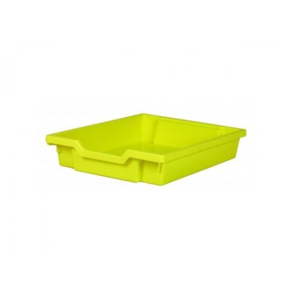 Gratnells Plastový kontejner nízký (žlutá)