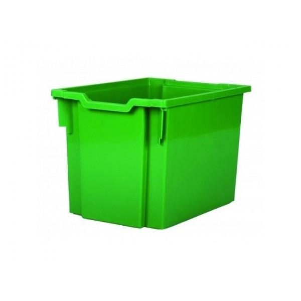 Gratnells Plastový kontejner jumbo (zelená)