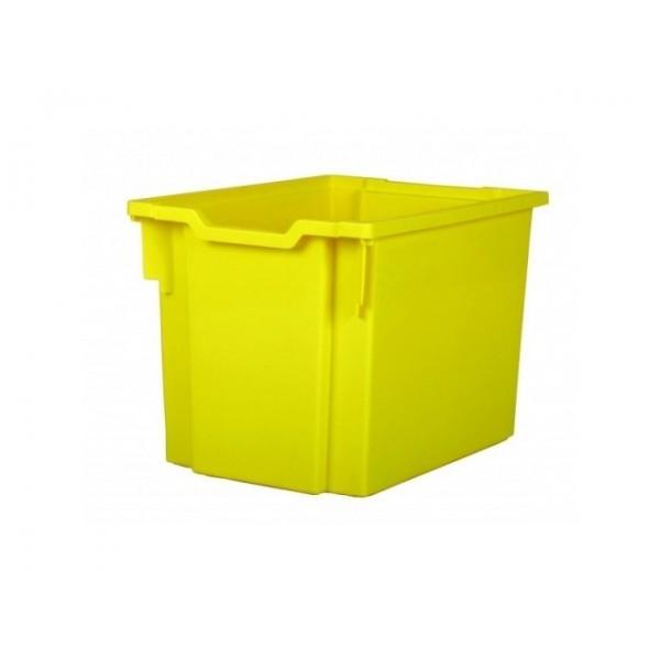 Gratnells Plastový kontejner jumbo (žlutá)